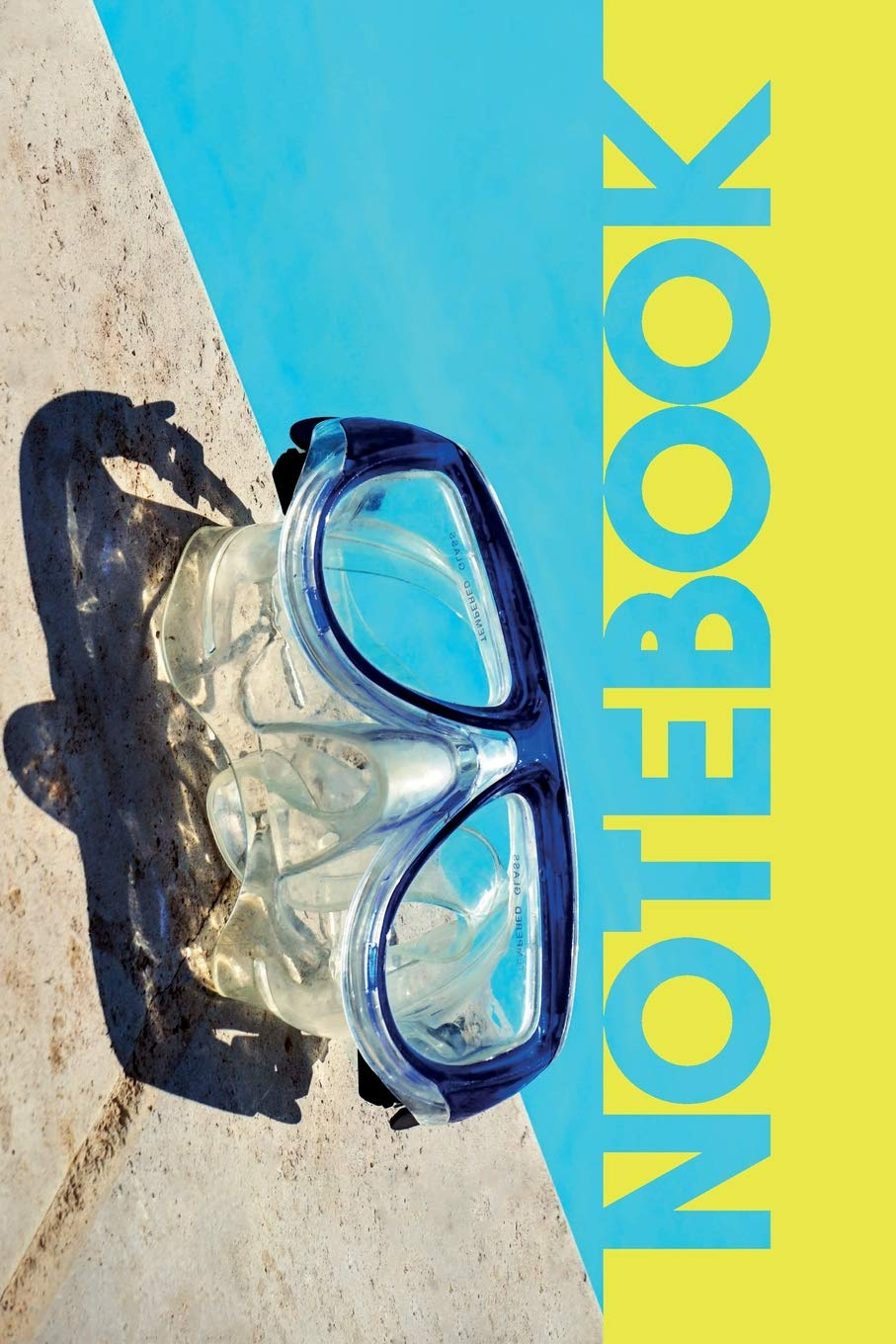 Notebook: Scuba Mask Colorful Composition Book for Notes on Snorkeling Near Me (1791869300) Amazon Price History, Amazon Price Tracker