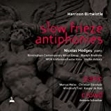 Slow Frieze Antiphonies - Nicolas Hodges, piano