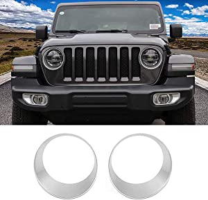 Sweepstakes: TTCR-II for Jeep Wrangle JL Headlight Cover