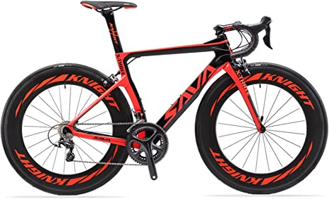 SAVADECK Phantom3.0 - Bicicleta de carreras de carbono 700C con ...