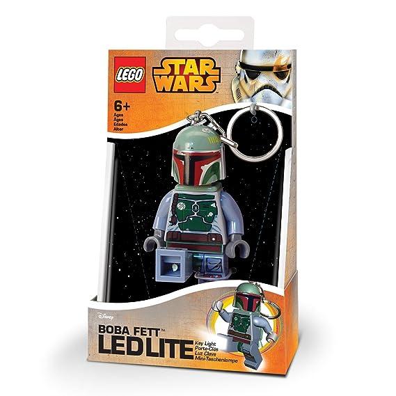 LEGO Star Wars Boba Fett Key Light