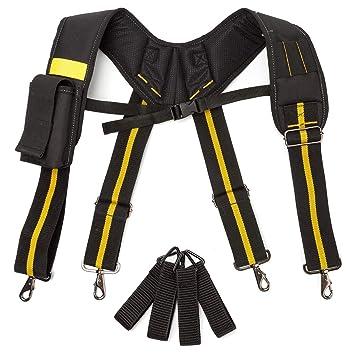 IZUS Combat H-Harness Militar Suspenders Carga-rodamientos arnés ...