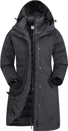 Alaskan Womens 3 in 1 Long Jacket