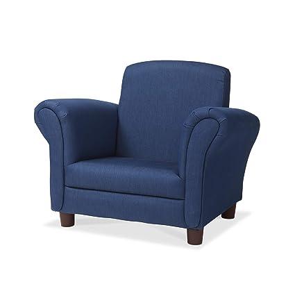Melissa U0026 Doug Childu0027s Armchair   Denim Childrenu0027s Furniture   Amazon  Exclusive