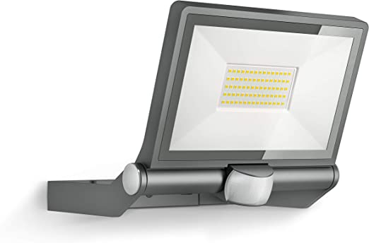 Steinel XLED One XL Foco LED con sensor (aluminio, 43,5 W
