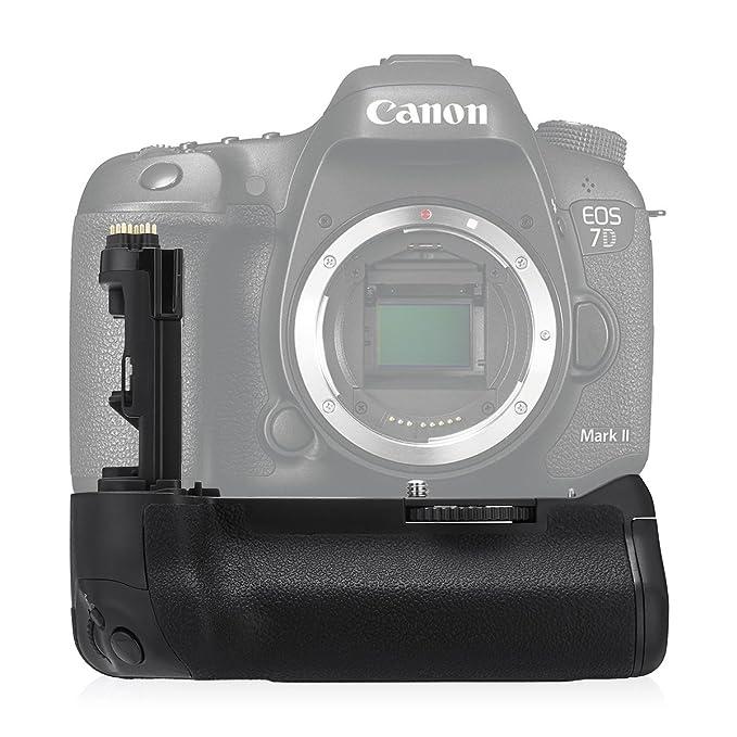 Powerextra BG-E16 - Empuñadura de batería de repuesto para Canon ...
