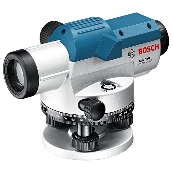 Bosch GOL 32D Plastic Auto Level GOL 32D without Accessories (Blue) Drill Tool Kits at amazon