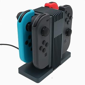 Nintendo Switch Joy-Con (L + R) cargador de carga iBetter ...
