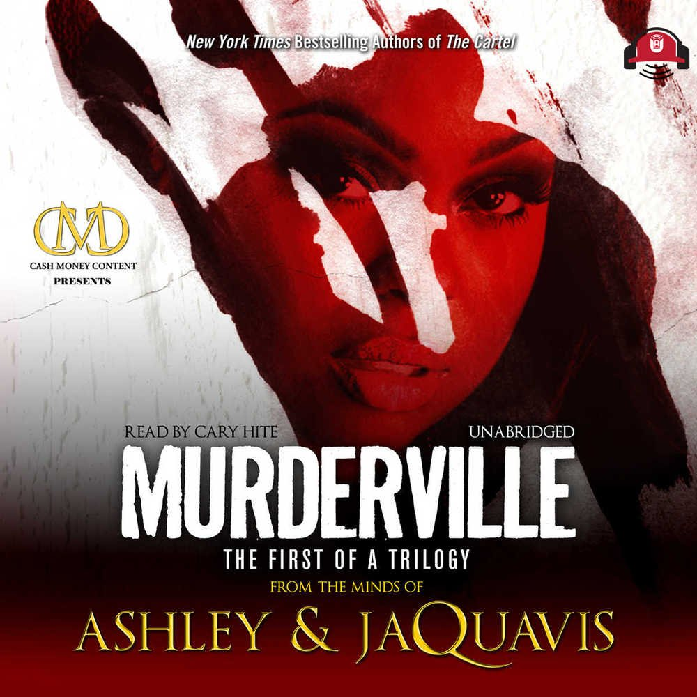 Murderville (The First of a Trilogy) (Library Edition) (Murderville Trilogy)