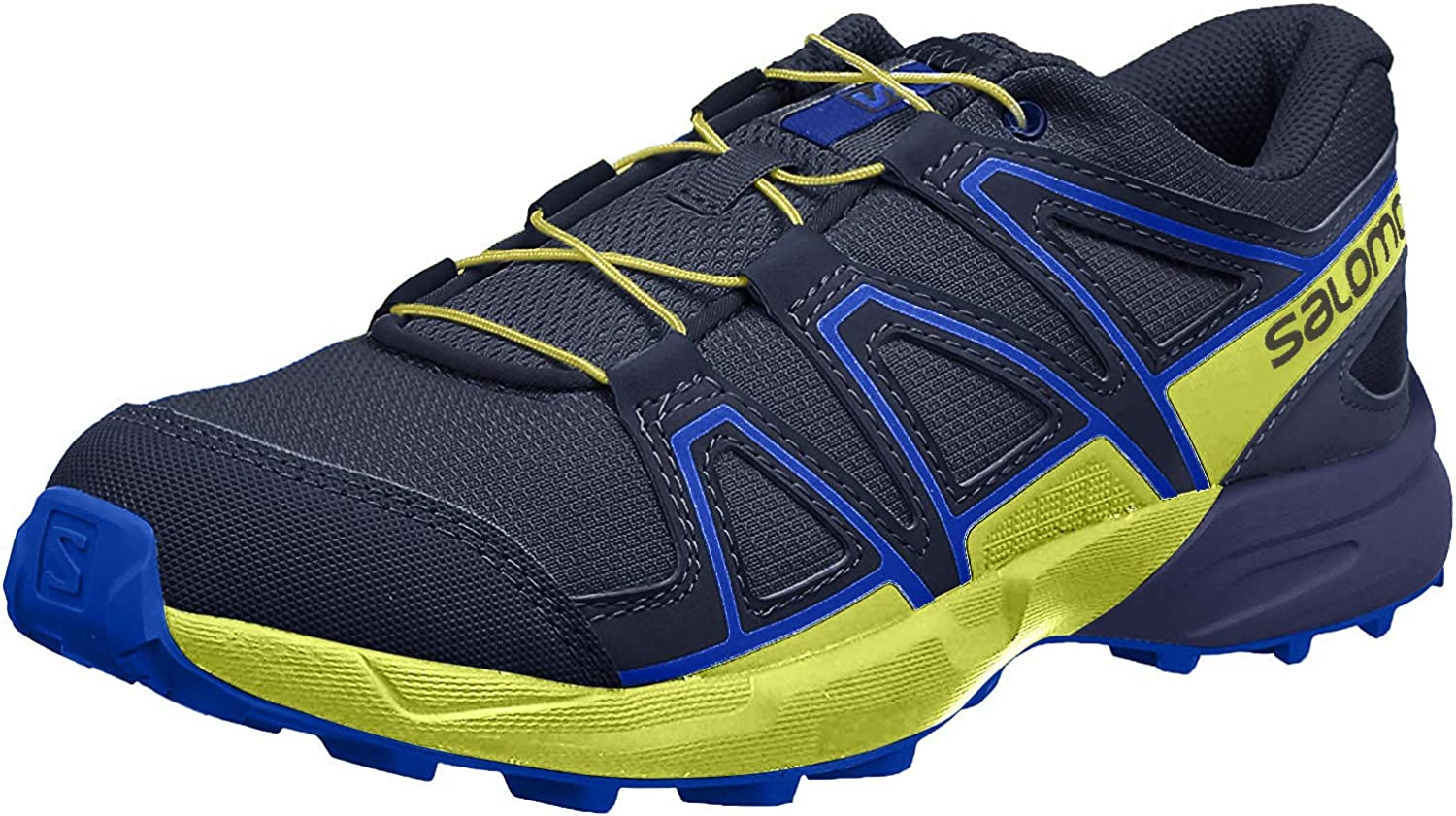 Salomon Speedcross J, Zapatillas de Trail Running para Niños: Amazon.es: Zapatos y complementos