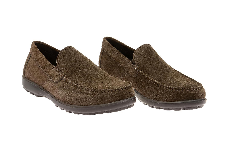 Geox Mantra Schuhe Mokassin braun U54R5B | HerbstWinter