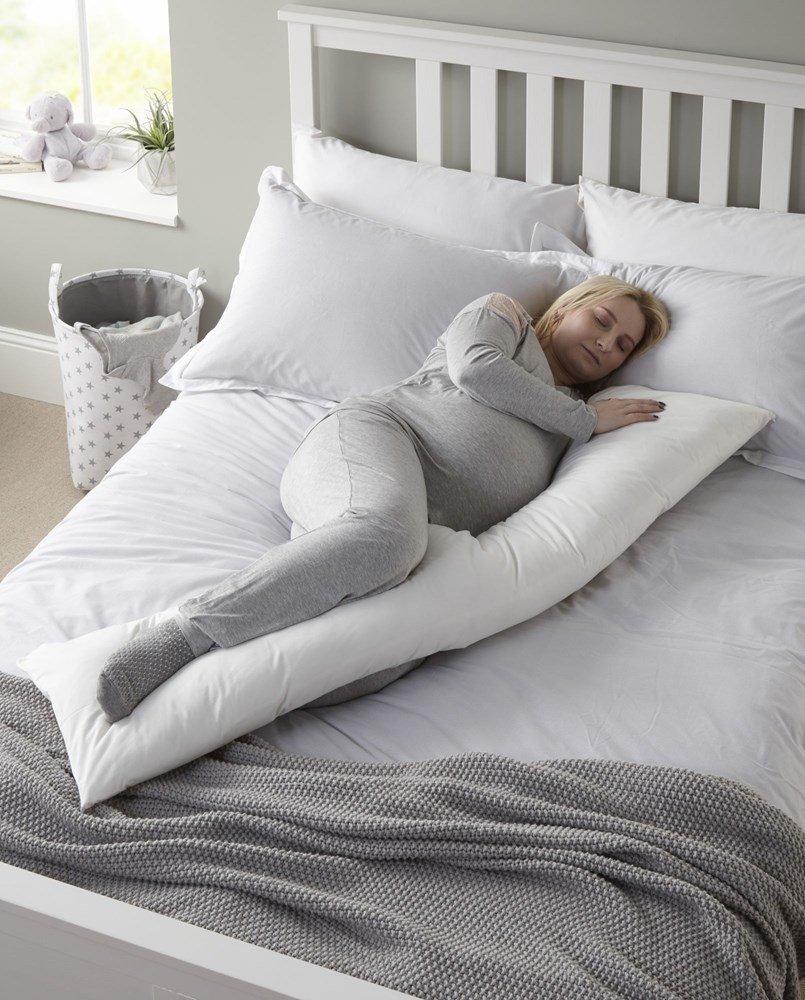Clair De Lune Maternity Sleep Body Pillow by Clair De Lune