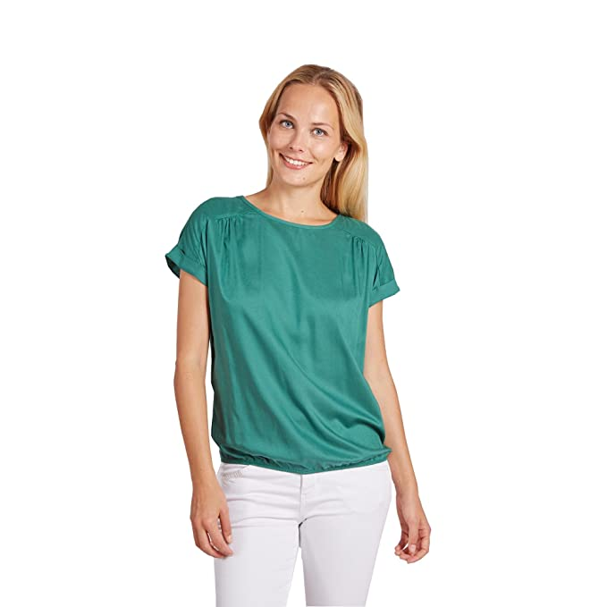 Tom Tailor Camisas - para Mujer Ecuador Green 42