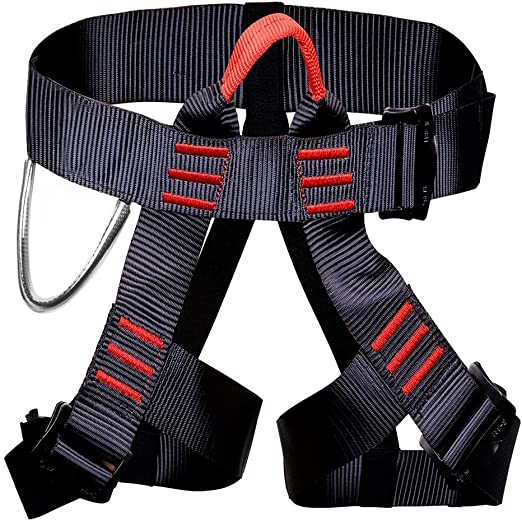 Kurun - Cinturón de Seguridad con Arnés de Escalada para ...