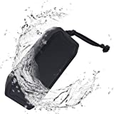 AstiVita Waterproof Portable Bluetooth Speaker - Portable Speaker - IPX7 (Black)