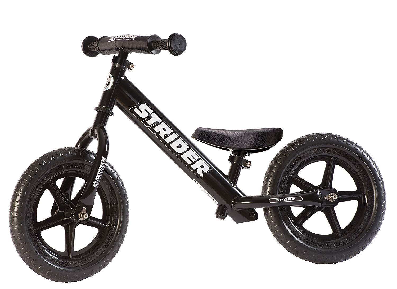 Envíos y devoluciones gratis. Negro GOODLQ Sport Balance Bike Bike Bike Andador para niños, Edades de 18 Meses a 5 años
