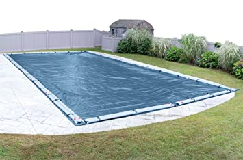 Robelle 351224R Super Winter Pool Cover for In-Ground Swimming ...
