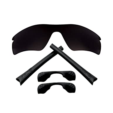 f46102f80445 RADAR PATH Replacement Lenses Accessories Kit Black Black by SEEK fits  OAKLEY