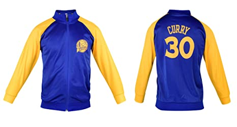 check out d707f 9fe4a Sports Fanatics Steph Curry Basketball Tracksuit Youth Sizes Premium  Quality Track Jacket with Pants