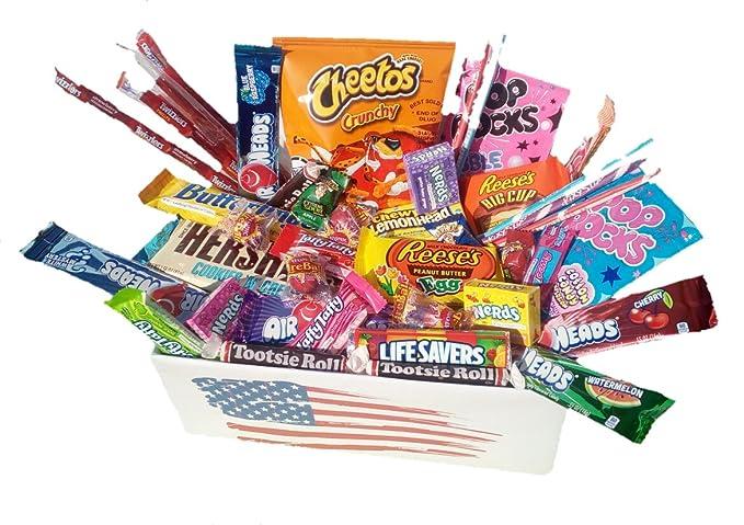 bonbon americain