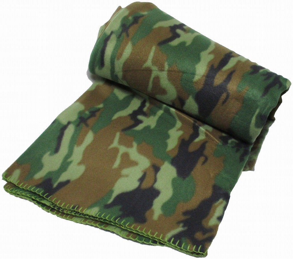 Couverture Polaire coyote Mil-Tec