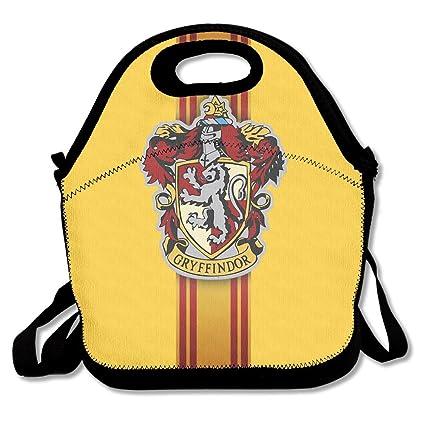 hohoto Harry Potter Gryffindor bolsa para el almuerzo ...