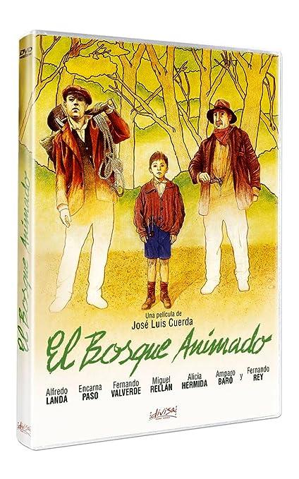 El bosque animado [DVD]: Amazon.es: Alfredo Landa, Miguel