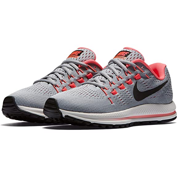 best service 2184b 4aad2 Nike WMNS Air Zoom Vomero 12, Chaussures de Running Compétition Femme   Amazon.fr  Chaussures et Sacs