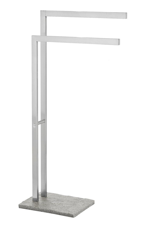 Wenko 20603100 Porte-Serviettes 2 Bras Granite