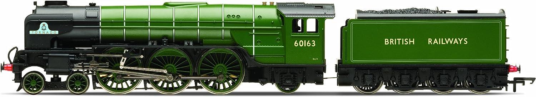 Hornby R3060 RailRoad BR 'Tornado' Class A1 00 Gauge - Locomotora de vapor en miniatura , color/modelo surtido
