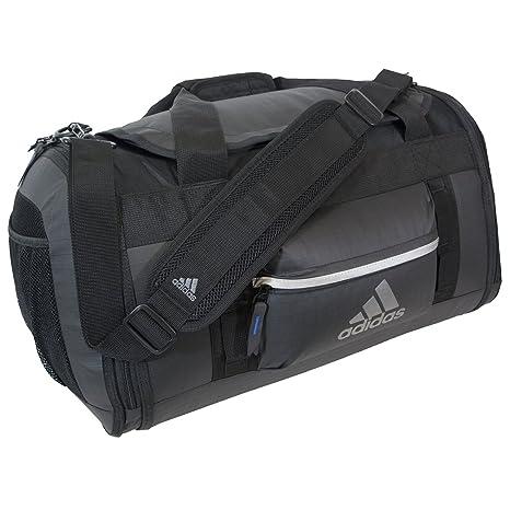 : adidas scudo borsone nero / nero, una dimensione: sport