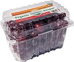 Organic Red Seedless Grapes, 2 lb