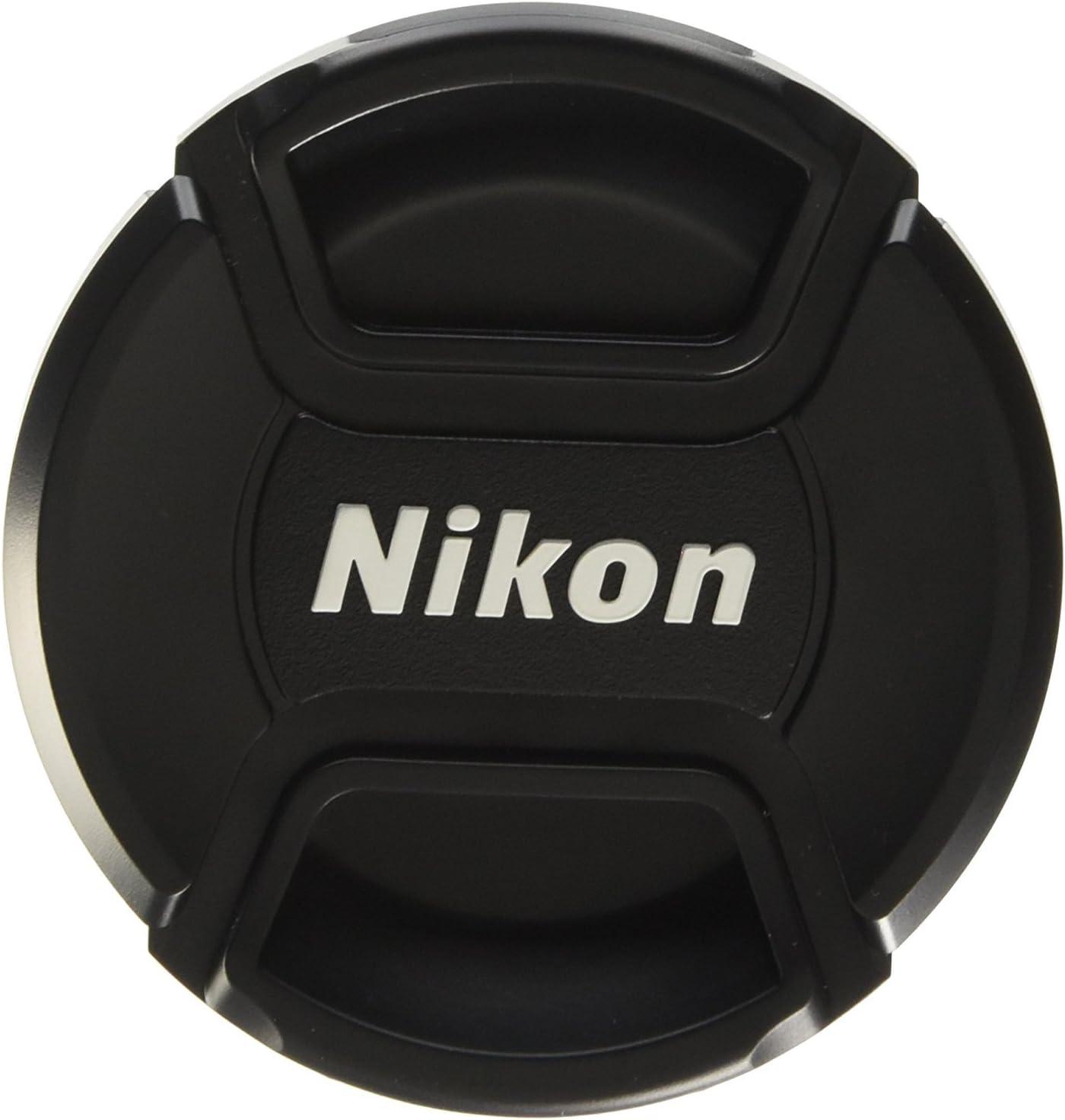 Nikon LC-62 62mm Snap-On Lens Cap 4748