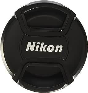 Nikon LC-62 (62mm) Snap On Lens Cap, Black