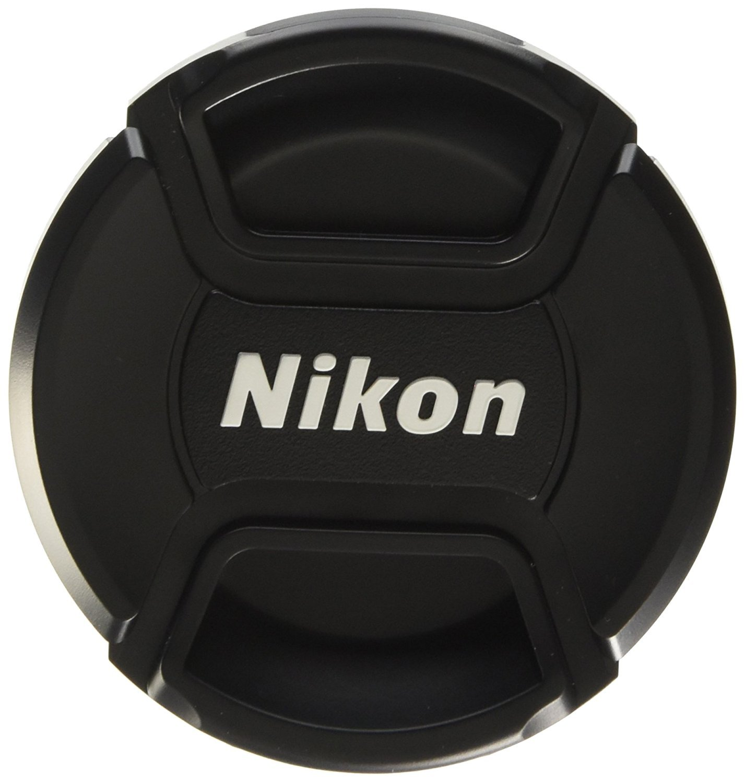 Nikon LC-62 62mm Snap-On Lens Cap (4748)