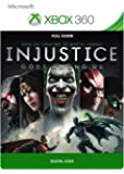 Injustice: Gods Among Us [Xbox 360 - Download Code]