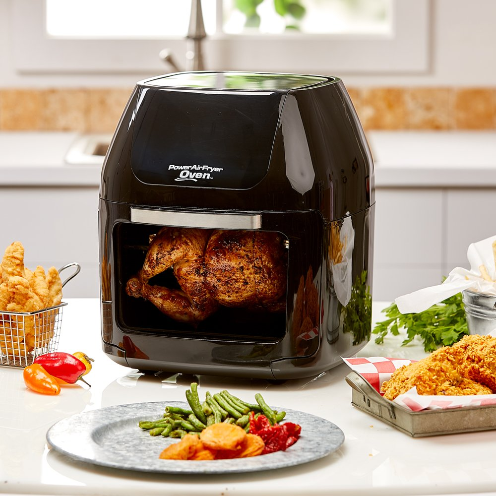 reviews on power air fryer xl