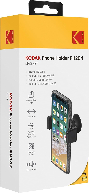Kodak PH204 Soporte Slim Base, Ventosa Flexible: Amazon.es: Coche ...