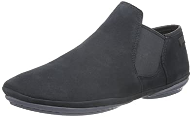 Camper Right Nina, Mocasines para Mujer, Gris (Dark Gray 001), 37 EU: Amazon.es: Zapatos y complementos