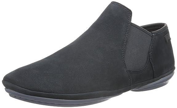 Camper Right Nina, Mocasines para Mujer, Gris (Dark Gray 001), 37 EU: Amazon.es: Zapatos y complementos