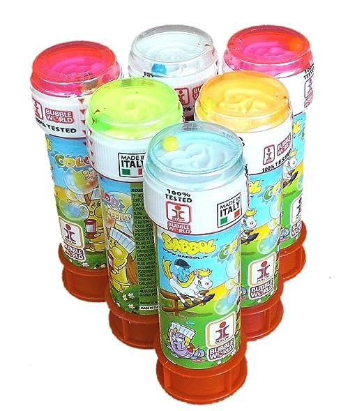 Idena - Pompas de jabón: Amazon.es: Juguetes y juegos