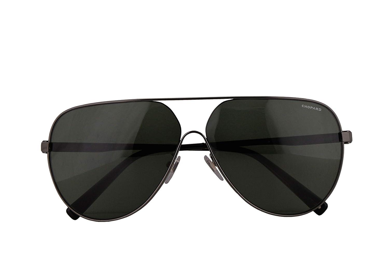 Amazon.com: Chopard SCHC30 - Gafas de sol de metal oscuro ...