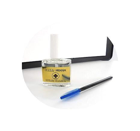 Kit de Limpieza de líquido y Cepillo para Tocadiscos de ...