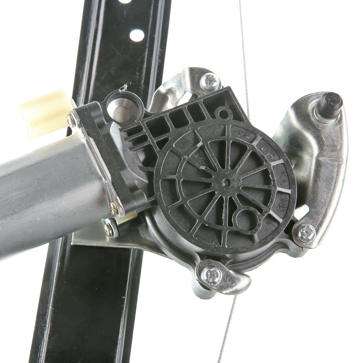 Fensterheber Mit Motor Hinten Rechts f/ür X5 E53 2000-2006 51357125060