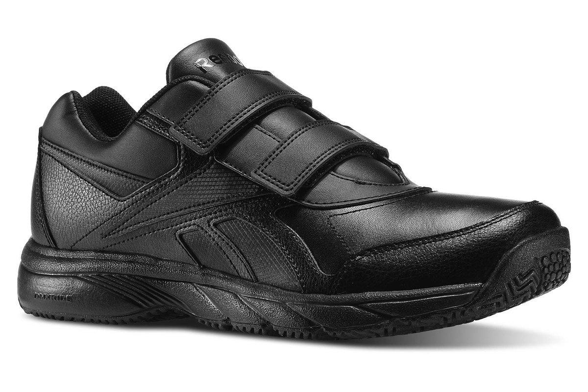 Reebok Herren Work N Cushion KC 2.0 Sneakers  7|Black