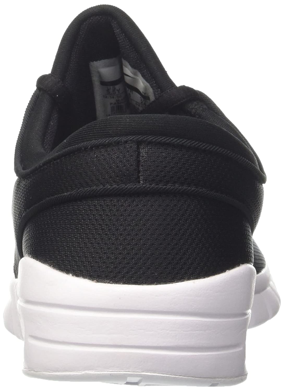 competitive price be4e7 54739 Calzado de skate NIKE Kids Stefan Janoski Max (GS) Blanco negro