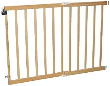Supergate Stairway Swing Gate, Fits Spaces Between 28u0026quot; To 42u0026quot; ...