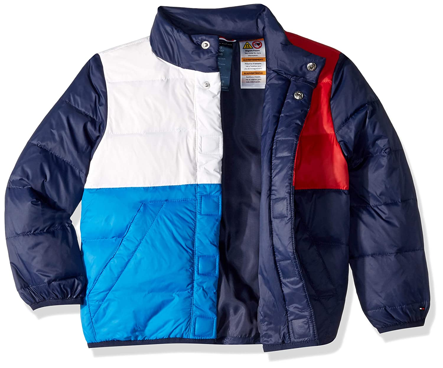 2019 discount sale shop for luxury choose authentic Amazon.com: Tommy Hilfiger Boys' Adaptive Winter Jacket with ...