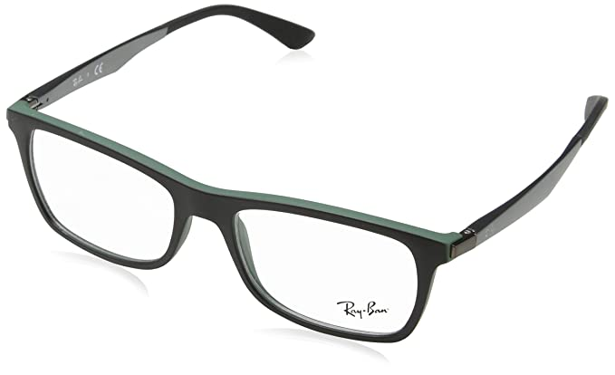 ee6202c88df Amazon.com  Ray-Ban Optical 0RX7062 Sunglasses for Mens  Clothing
