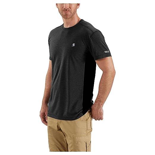 f640eea3f Carhartt Men's 102960 Force Extremes Short Sleeve T-Shirt